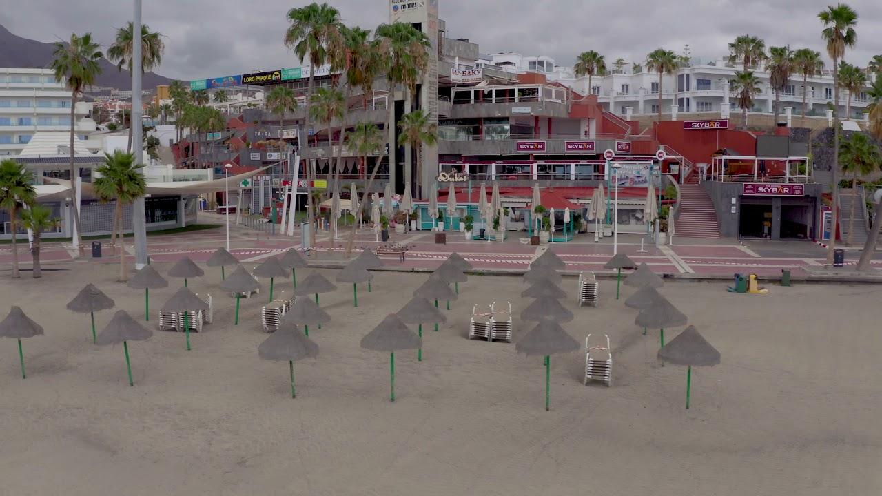 Covid19 Tenerife Lockdown 2020