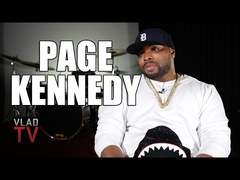 Page Kennedy Tells Kids Not to Be Like Lil Yachty, Beefing with Yachty