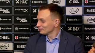 Misja Esport z Katowic: strefa Fortnite'a, Nisha, problemy IEM