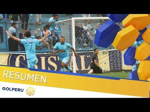 Dep.San Martin 2-3 Sporting Cristal