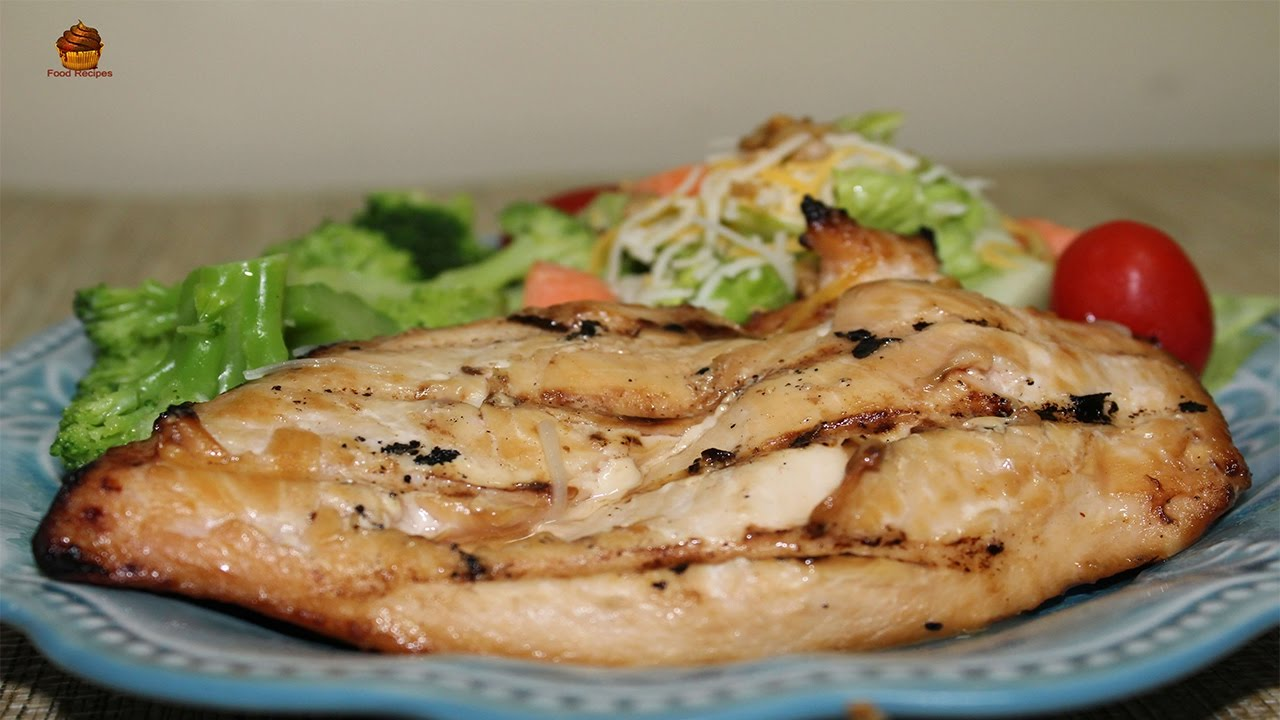 Easy And Best Chicken Marinade Recipe Youtube