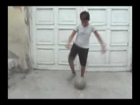 Joga Bonito Daniel Santiago
