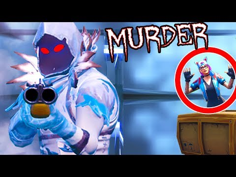 Mörder im Horror Clownhaus... l Fortnite Mörder Modus!