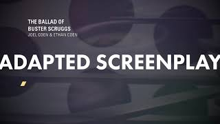 91st Oscar Nominees: Adapted Screenplay