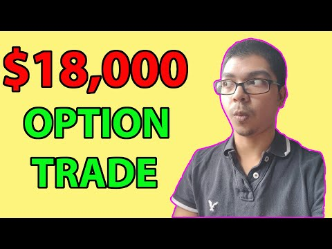 How I made $18,000 Trading Options on this 1 Stock? 🚀