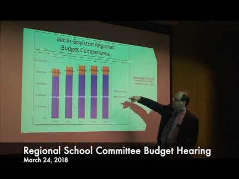 Regional School Committee 03.24.18