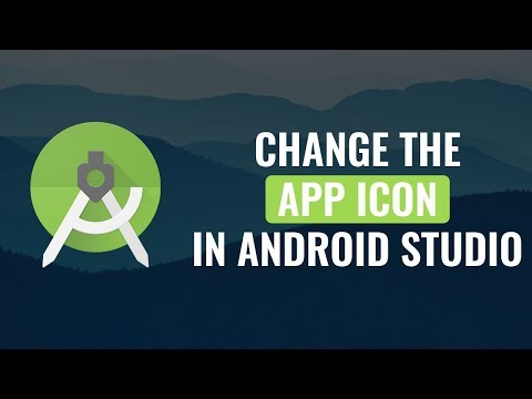 Android phone change app icon studio 3.0.1