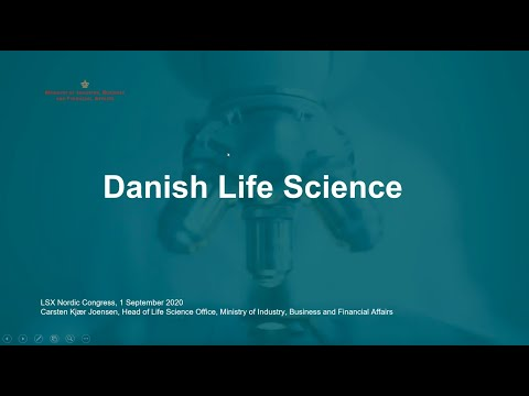 The Future of Danish Life Science Strategy