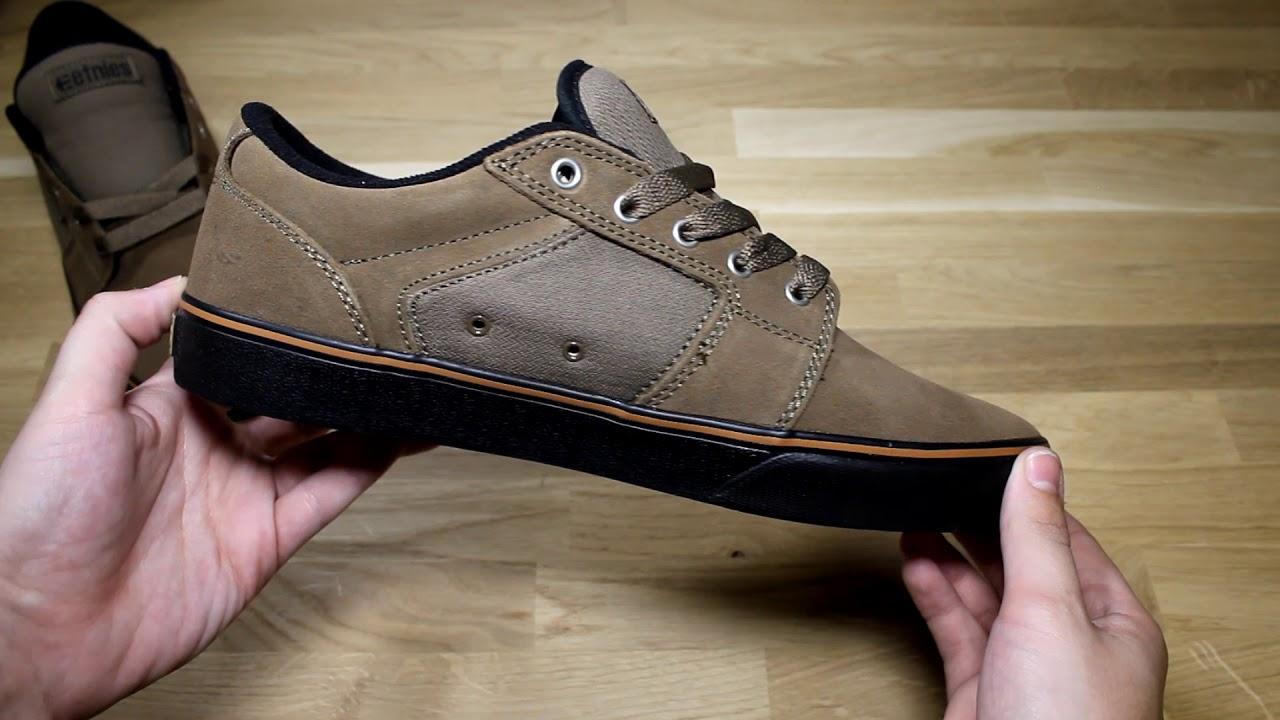 etnies barge ls shoes