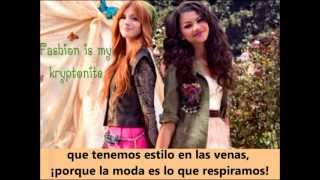 Fashion is my Kryptonite - Bella Thorne and Zendaya Coleman - Subtitulada en español