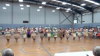 Vahenga Newcastle - Tau'olunga - Tongan Faiva Day #5