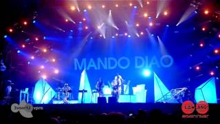 Mando Diao - God Knows - Lowlands 2014