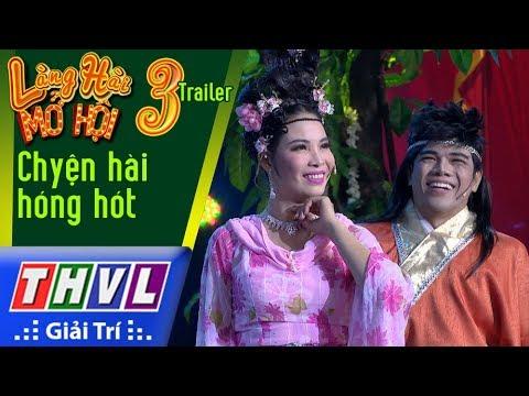 THVL | Làng hài mở hội 2017 – Tập 3[2]: Đội Ngẫu Nhiên náo động làng hài với Võ lâm đại chiến thumbnail