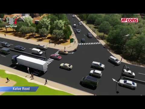 Road Traffic De congestion Concept for Lusaka,