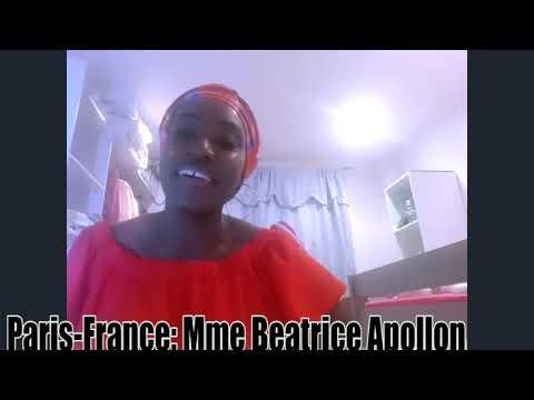 Tele Solidarite-Emission avec Meres Haitiennes de 6 Pays