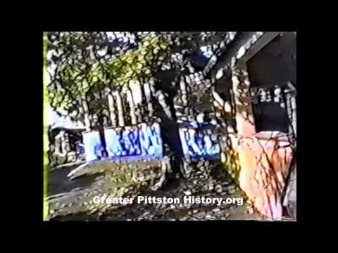 Tour of the Rocky Glen Park in 1990 - GPHS
