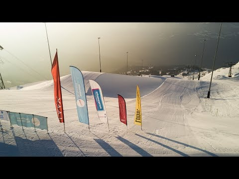 NK Snowboard & Freeski 2017 in LAAX - De documentaire