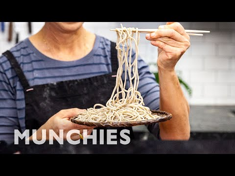 How To Make Homemade Soba Noodles - How To