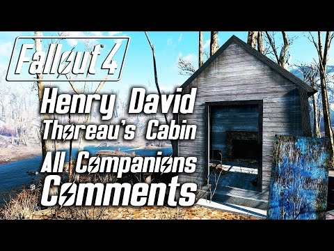 Fallout 4 - Henry David Thoreau