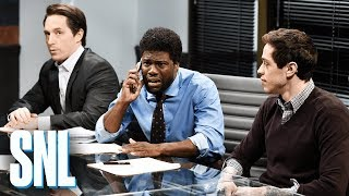 Office Phone Call - SNL