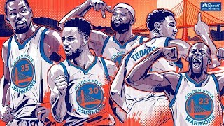 10 Reasons Why The Golden State Warriors Are DESTROYING The NBA