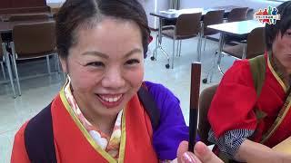 【第2回】山口ふるさと伝承総合センターで「大内塗」の箸作り体験