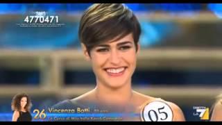 """Miss Italia, Alice: """"Vorrei aver vissuto la seconda guerra mondiale, tanto so donna..."""""""