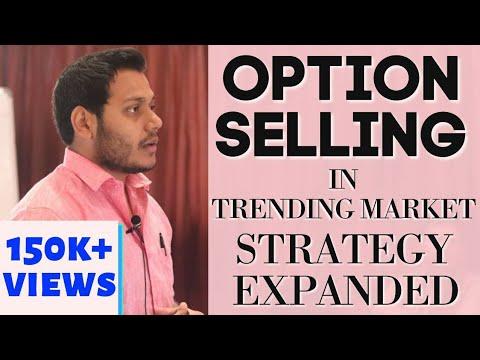 Options Selling Trading Strategies in Trending Market |Episode-21