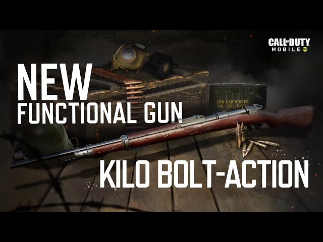 Cod Mobile Kilo Bolt Action Rifle Release Date Guide And More Cod Mobile Nuke