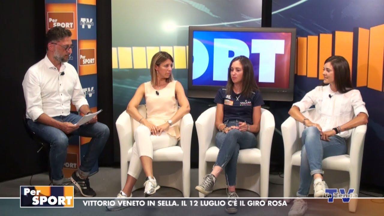Per Sport - Vittorio Veneto in sella. Il 12 luglio c'è il Giro Rosa