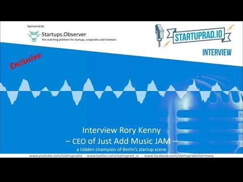 Podcast Meet Jam Just Add Music A Hidden Champion Of The Berlin Startup Scene Youtube