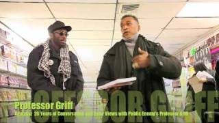 Professor Griff Exposes Will Smith Quincy Jones and More thumbnail