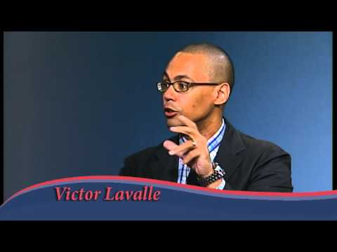 Visiting Writers Series Interview with Victor LaValle
