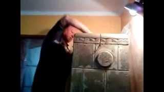 Zdun przebudowa pieca kaflowego