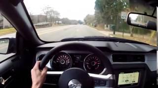 2014 Ford Mustang GT Track Pack - Краткий обзор и поездка с видом из