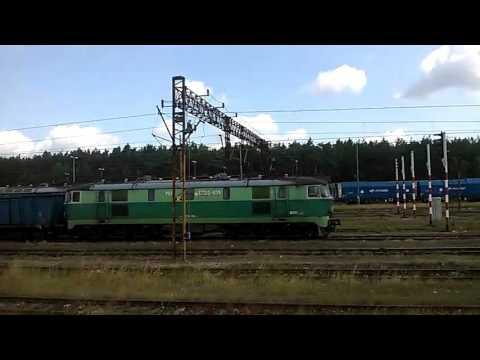 Świnoujście - Międzyzdroje 8 lipca 2015 PKP TLK Gałczyński - wakacje