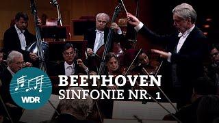 Ludwig van Beethoven - Sinfonie Nr. 1 C-Dur op. 21   WDR Sinfonieorchester   Jukka-Pekka Saraste