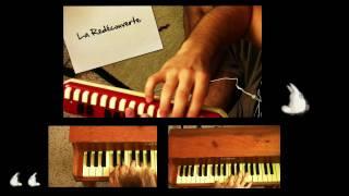 yann tiersen la redécouverte jaymar toy piano melodica vladimir yatsina cover