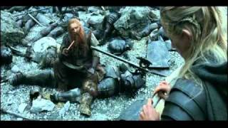 Repeat youtube video 25 great gimli son of gloin quotes