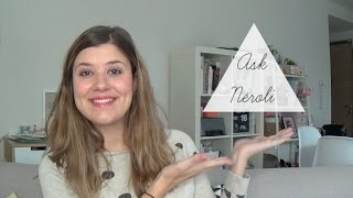 ASK NÉROLI | Créer son blog, démarrer sur YouTube, mon organisation...