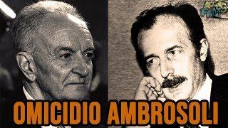 L' OMICIDIO AMBROSOLI raccontato da Michele Sindona