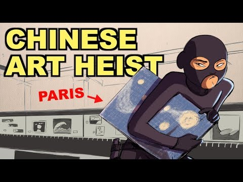 The Mysterious Chinese Art Heists Across Europe