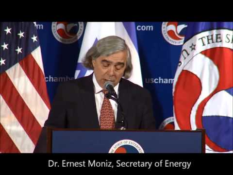 Secretary of Energy Moniz on BIRD Energy - Oct. 2015