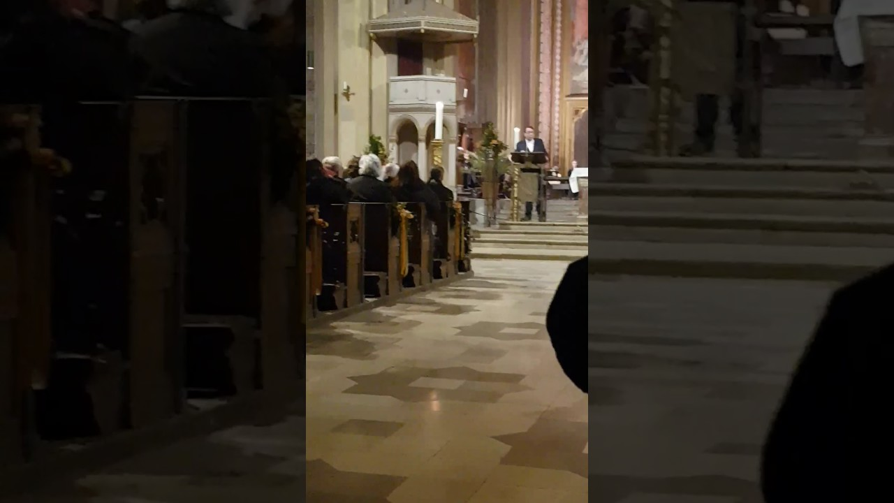 Single father sings hallelujah