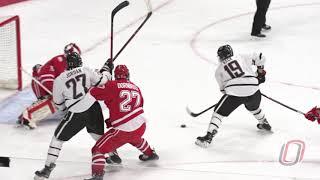 HIGHLIGHTS: Hockey vs. Miami, Game 1