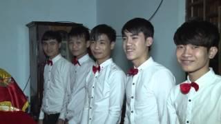 Lễ Cưới Hoàng Thạch & Tuyết Mai - HD Video - Áo Cưới SangStudio (Ngã Tư Xuân Mỹ - Nghi Xuân)