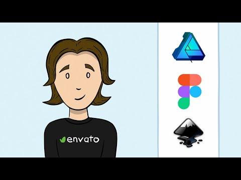 Illustrator Alternatives: Affinity Designer, Inkscape And Figma