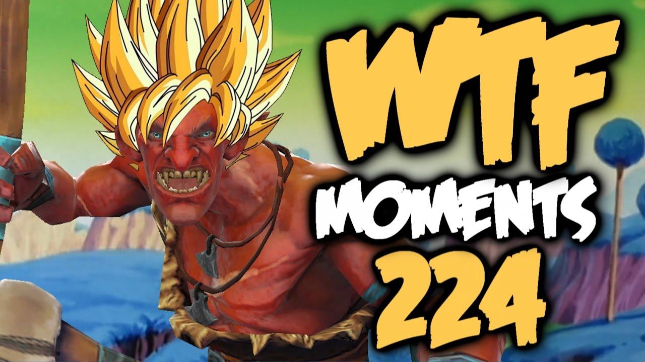 Dota 2 WTF Moments 224