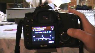 how to calibrate the canon 7d for accurate focus
