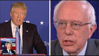D MN! Bernie Sanders Is Finished! Look How Trump Ended Him Last Night…